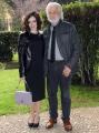 Foto/Gioia Botteghi 08/03/2013 Roma presentazione della fiction di raiuno Trilussa, nella foto Michele Placido e Valentina Corti
