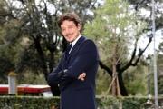 Foto/IPP/Gioia Botteghi 14/03/2013 Roma Presentazione della fiction di rai uno K2, nella foto: Giorgio Lupano