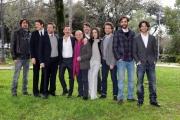 Foto/IPP/Gioia Botteghi 14/03/2013 Roma Presentazione della fiction di rai uno K2, nella foto: cast