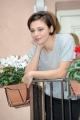 Foto/IPP/Gioia Botteghi 25/03/2013 Roma presentazione del film UN GIORNO DEVI ANDARE, nella foto: Jasmine Trinca