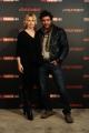 Foto/IPP/Gioia Botteghi 27/03/2013 Roma presentazione della serie televisiva SKY inTREATMENT, nella foto Barbora Bobulova con Adriano Giannini