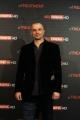 Foto/IPP/Gioia Botteghi 27/03/2013 Roma presentazione della serie televisiva SKY inTREATMENT, nella foto Guido Caprino con il tutore al ginocchio per legamento crociato
