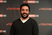 Foto/IPP/Gioia Botteghi 27/03/2013 Roma presentazione della serie televisiva SKY inTREATMENT, nella foto il regista Saverio Costanzo