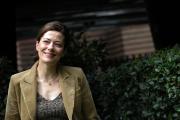 Foto/IPP/Gioia Botteghi 04/04/2013 Roma presentazione dela fiction di raiuno L'Ultimo Papa Re, nella foto: Sandra Ceccarelli