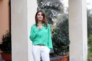 Foto/IPP/Gioia Botteghi 09/04/2013 Roma presentazione del film La città ideale, nella foto: catrinel marlon,