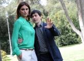 Foto/IPP/Gioia Botteghi 09/04/2013 Roma presentazione del film La città ideale, nella foto: luigi lo cascio, catrinel marlon,