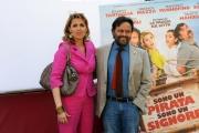 Foto/IPP/Gioia Botteghi 16/04/2013 Roma film SONO UN PIRATA, SONO UN SIGNORE,     VERONICA MAZZA     ERNESTO MAHIEUX
