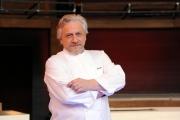 Foto/IPP/Gioia Botteghi 17/04/2013 Roma Antonella Clerici presenta la sua nuova trasmissione in onda su raiuno per 6 puntate dal 26/4/2013 LA TERRA DEI CUOCHI, in compagnia del cuoco Davide Scabin
