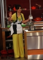 Foto/IPP/Gioia Botteghi 26/04/2013 Roma seconda puntata di La terra dei cuochi , ai fornelli Tosca D'Aquino