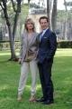 Foto/IPP/Gioia Botteghi 17/04/2013 Roma presentazione del film VIAGGIO DA SOLA, nella foto  Margherita Buy, Stefano Accorsi