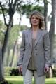 Foto/IPP/Gioia Botteghi 17/04/2013 Roma presentazione del film VIAGGIO DA SOLA, nella foto Margherita Buy
