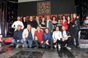 Foto/IPP/Gioia Botteghi 23/04/2013 Roma la nuova trasmissione di rai2 Aggratis 9 puntate dal 26/4, nella foto: Chiara Francini e Fabio Canino con il cast