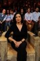 """Foto/IPP/Gioia Botteghi 07/05/2013 Roma puntata di ballarò ospite la corrispondente della rete televisiva turca """"All-news NTV""""  Seyda Canepa"""