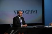 Foto/IPP/Gioia Botteghi 12/05/2013 Roma Vito Crimi ospite della trasmissione di Lucia Annunziata In Mezz'ora rai 3