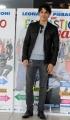 Foto/IPP/Gioia Botteghi 05/12/2013 Roma Presentazione  del film Fantastico via vai, nella foto : Giuseppe Maggio