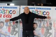 Foto/IPP/Gioia Botteghi 05/12/2013 Roma Presentazione  del film Fantastico via vai, nella foto : Maurizio Battista
