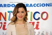 Foto/IPP/Gioia Botteghi 05/12/2013 Roma Presentazione  del film Fantastico via vai, nella foto : Alice Bellagamba