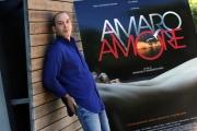 Foto/IPP/Gioia Botteghi 13/05/2013 Roma presentazione del film Amaro Amore, nella foto: il regista Francesco Henderson Pepe