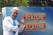 Foto/IPP/Gioia Botteghi 15/05/2013 Roma reazione a catena condotto da  Pino Insegno