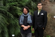Foto/IPP/Gioia Botteghi 21/05/2013 Roma presentazione del film di animazione EPIC, nella foto le voci: Lillo e Greg