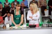 Foto/IPP/Gioia Botteghi Roma29/05/2013 Benedetta Parodi ospite della trasmissione di Antonella Clerici La prova del cuoco