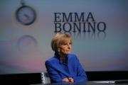 Foto/IPP/Gioia Botteghi 09/06/2013 Roma  Emma Bonino ospite di Lucia Annunziata
