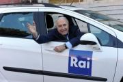 Foto/IPP/Gioia Botteghi Roma13/06/2013 Pippo Baudo presenta lanuova serie del suo programma su raire IL VIAGGIO