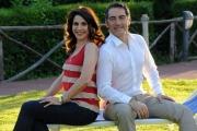 Foto/IPP/Gioia Botteghi Roma13/06/2013 Vita in Diretta estate, Marco Liorni e Barbara Capponi