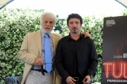 Foto/IPP/Gioia Botteghi Roma18/06/2013 Presentazione del film TULPA, nella foto: Federico Zampaglione, Michele Placido