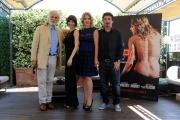 Foto/IPP/Gioia Botteghi Roma18/06/2013 Presentazione del film TULPA, nella foto: Claudia Gerini e Federico Zampaglione, Michele Placido e Federica Vincenti