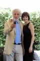 Foto/IPP/Gioia Botteghi Roma18/06/2013 Presentazione del film TULPA, nella foto: Michele Placido e la moglie Federica Vincenti