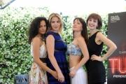 Foto/IPP/Gioia Botteghi Roma18/06/2013 Presentazione del film TULPA, nella foto: Claudia Gerini, Federica Vincenti, Crisula Stafida e Giulia Bertinelli