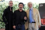 Foto/IPP/Gioia Botteghi Roma18/06/2013 Presentazione del film TULPA, nella foto: Faderico Zampaglione Michele Placido e Nuot Arquint