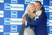 Foto/IPP/Gioia Botteghi 25/06/2013 Roma serata SIPRA, nella foto: Franco Di Mare e Mara Venier