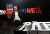 Foto/IPP/Gioia Botteghi 30/08/2013 Roma  Presentazione della nuova serie di rai tre PRESADIRETTA, nella foto: il conduttore Riccardo Jacona
