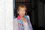 Foto/IPP/Gioia Botteghi 05/09/2013 Roma Presentazione della nuova edizione della trasmissione  de La7, Otto e Mezzo, con Lilly Gruber