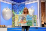 Foto/IPP/Gioia Botteghi 06/09/2013 Roma presentazione della nuova edizione della Prova del cuoco con la lotteria Italia, nella foto la conduttrice Antonella Clerici