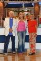 Foto/IPP/Gioia Botteghi 06/09/2013 Roma presentazione della nuova edizione della Prova del cuoco con la lotteria Italia, nella foto la conduttrice Antonella Clerici Beppe Bigazzi e Anna Moroni