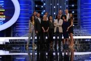 Foto/IPP/Gioia Botteghi 11/09/2013 Roma presentazione della trasmissione Tali e Quali, nella foto  Carlo Conti con il cast