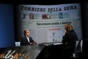 Foto/IPP/Gioia Botteghi 22/09/2013 Roma Renato Brunetta ospite di Lucia Annunziata