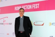 Foto/IPP/Gioia Botteghi 01/10/2013 Roma Fiction fest.il Direttore del CTV, mons. Dario Edoardo Viganò