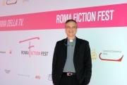 Foto/IPP/Gioia Botteghi 30/09/2013 Roma Fiction fest.il Direttore del CTV, mons. Dario Edoardo Viganò
