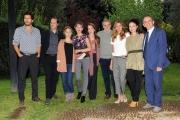 Foto/IPP/Gioia Botteghi 11/10/2013 Roma  presentazione della fiction di rai uno ALTRI TEMPI, nella foto: il cast