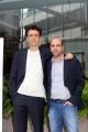 Foto/IPP/Gioia Botteghi 29/10/2013 Roma  presentazione del film sole a catinelle, nella foto Checco Zalone con il regista Gennaro Nunziante