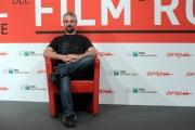 Foto/IPP/Gioia Botteghi 08/11/2013 Roma Festa del Cinema di Roma 2g, nella foto: il regista del film Manto Acuifero, Michael Rowe