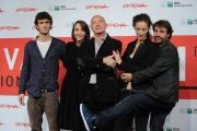 Foto/IPP/Gioia Botteghi 09/11/2013 Roma Festa del Cinema di Roma 2g, nella foto:  film La luna su Torino, il cast