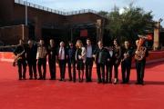 Foto/IPP/Gioia Botteghi 09/11/2013 Roma Festa del Cinema di Roma 2g, nella foto:  film Marina, il cast