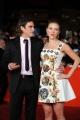Foto/IPP/Gioia Botteghi 10/11/2013 Roma Festa del Cinema di Roma 3g, nella foto:  film Her, Scarlett Johansson Joaquin Phoenix