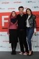 Foto/IPP/Gioia Botteghi 12/11/2013 Roma Festa del Cinema di Roma 5g, nella foto:  film Border, Alessio Cremonini regista, Dana Keilani, Sara El Debuch