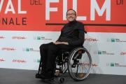Foto/IPP/Gioia Botteghi 12/11/2013 Roma Festa del Cinema di Roma 5g, nella foto:  film I corpi estranei,  il regista Mirko Locatelli
